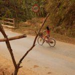 Лаос северные провинции