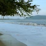 Сегодня остановился в бунгало на побережье в городке Банг Сафан Таиланд