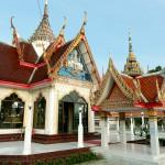 Буддистские храмы в Банг Сафан Таиланд