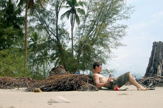 Пляж Тайланд