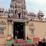 Индуистский храм на Пенанге в Джорджтаун