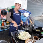 Уличная еда в Таиланде это всегда искусство и взрыв аппетитных ароматов