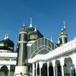 Кристальная мечеть Теренггану