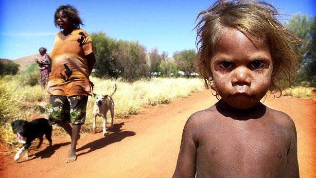 Аборигены Австралии