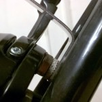 Attaching rear rack to breaks bolt