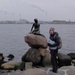 Русалочка в Копенгагене как найти