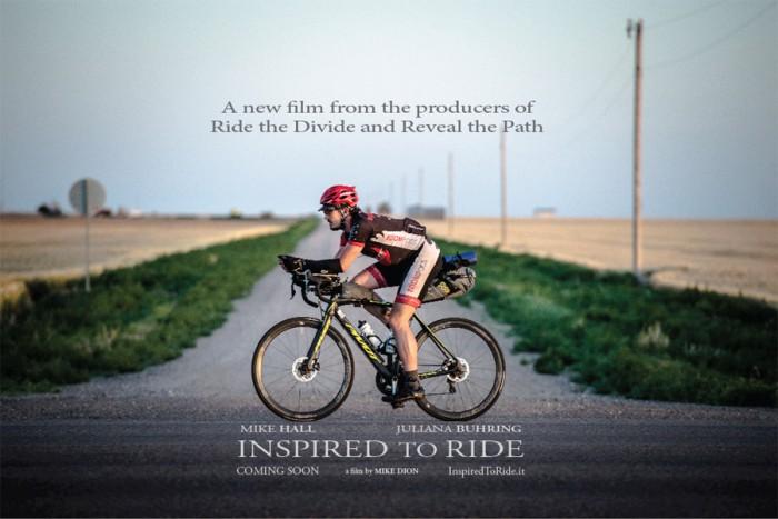 Фильм о велогонке Trans Am Ride 2014 - Inspired to Ride