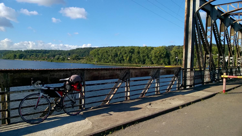 Как доехать от Праги до Дрездена на велосипеде