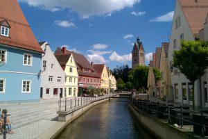 Мемминген - Бавария