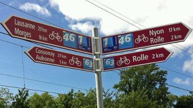 Велодорожка для обычного велосипеда