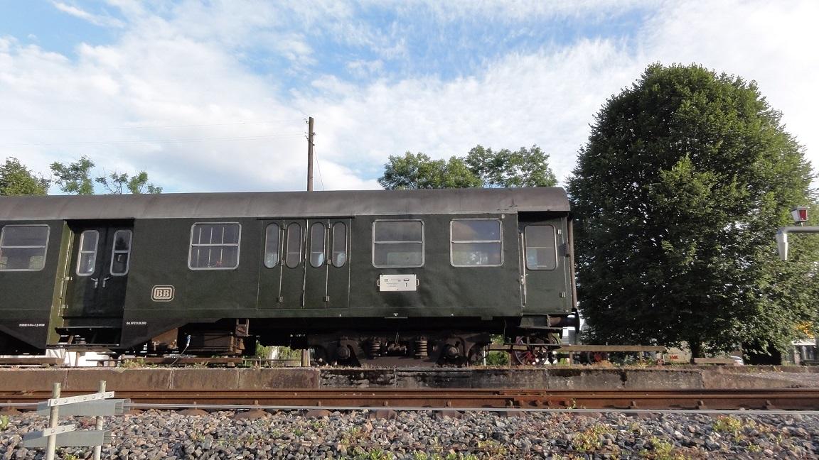 Старые поезда Германии