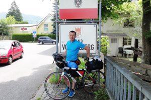 Граница Германии и Австрии