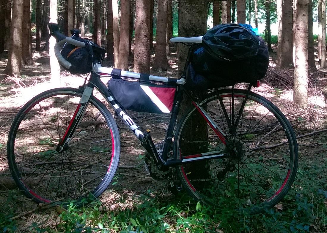 Какой велосипед выбрать для путешествий