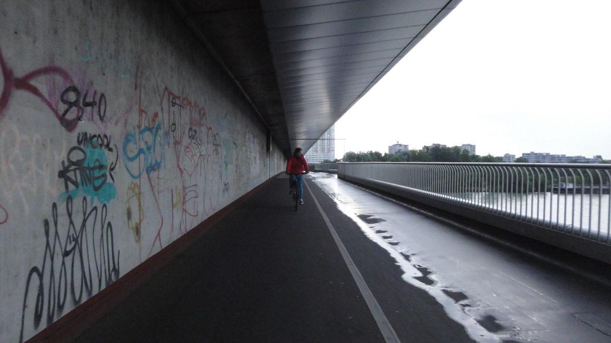 Мост Reichsbrücke