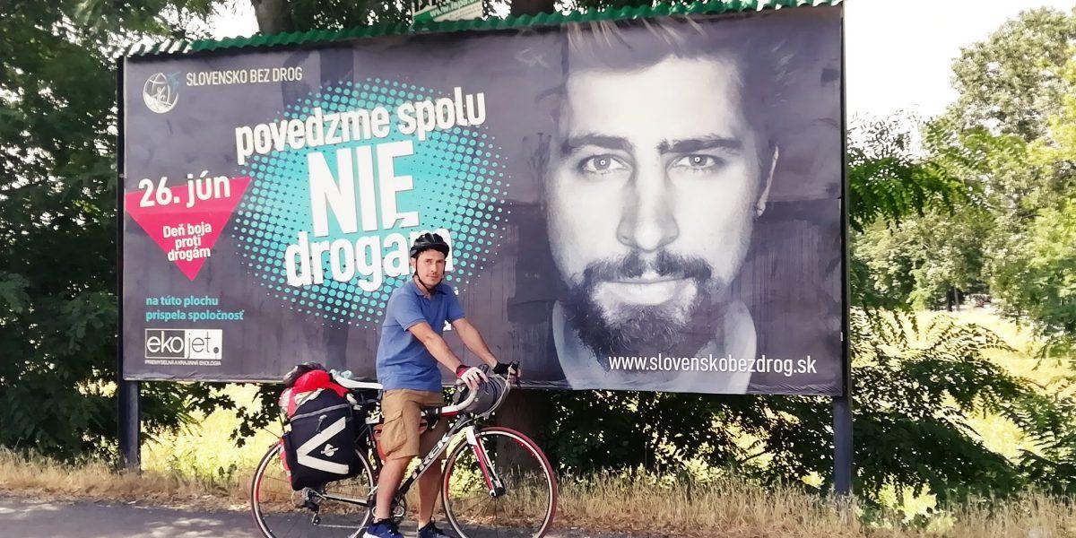 Питер Саган лицо рекламы в Словакии