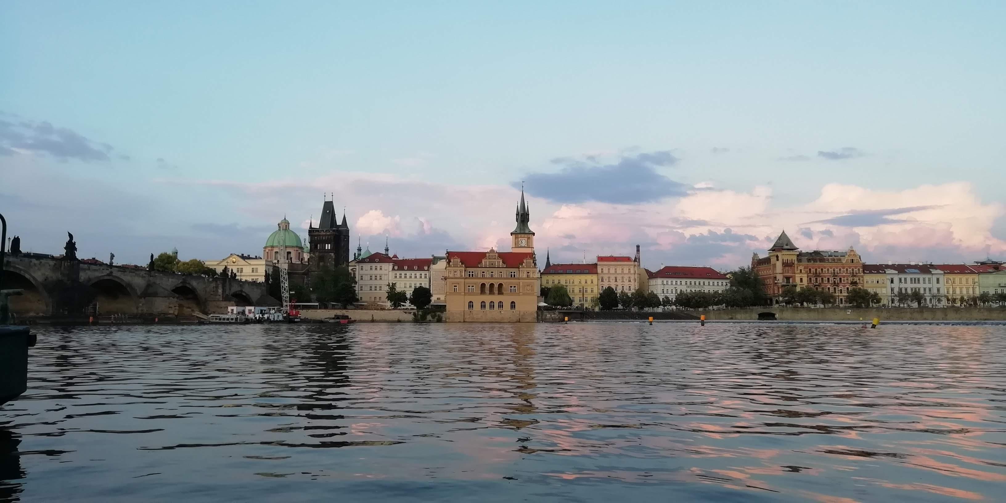 Гуляем по Праге и улетаем домой