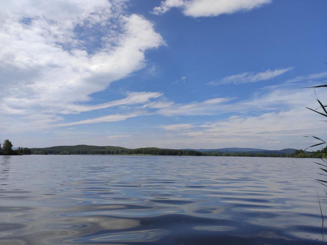И еще озера