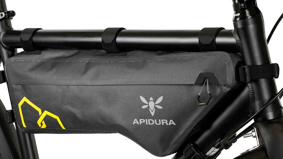 рамные велосумки Apidura
