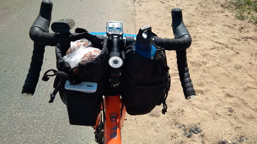 Проверенные в походах сумки фидбеги Nerpa Gear