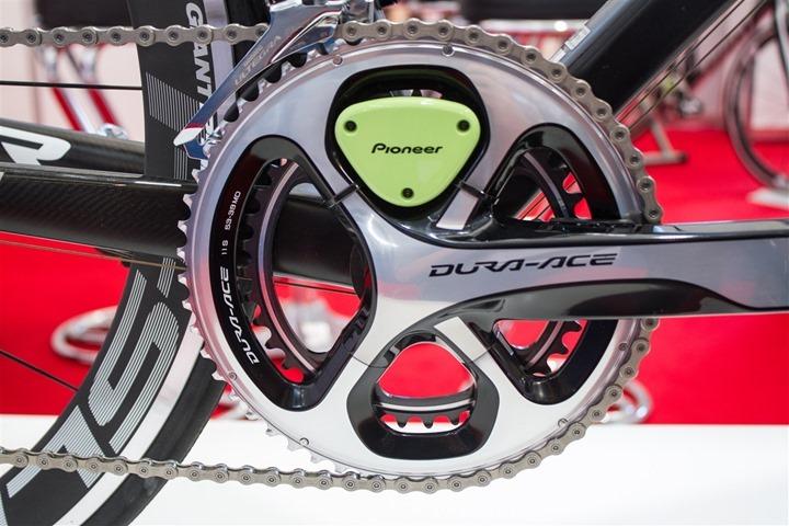 Велосипедный измеритель мощности Pioneer