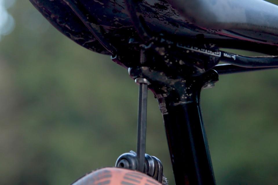Настройка высоты седла на новом велосипеде