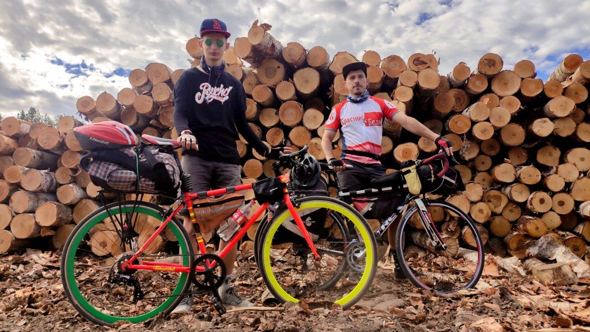 На велосипеде по Северному Уралу - Лобва